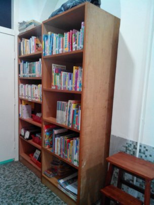 Books in our resource centre