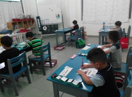 SAP during living skill session