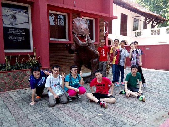 YAP's outing