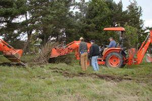 Fall 2010 Prairie Cleanup Day