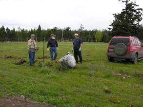 Fall 2010 Prairie Cleanup Day 2