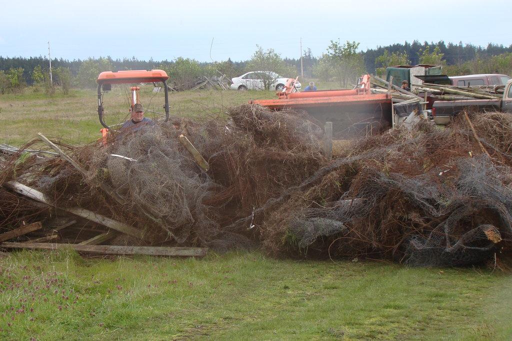Clean up the Prairie!