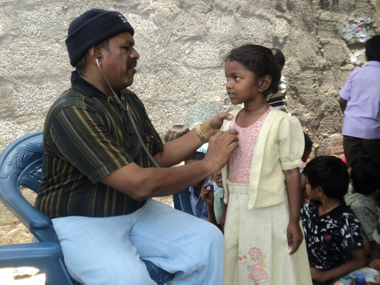 Children Health checkup