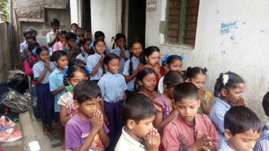 Children in our school