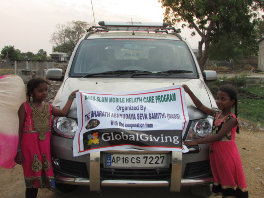 BASS second hand Mobile Van for Health program