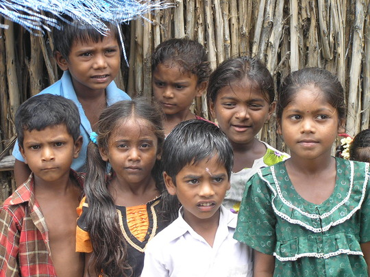some of the children attending to our centre