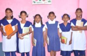 Care and education for slum kids in Guntur, India