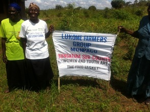 farming, literacy and trainings!