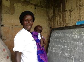 Literacy participant