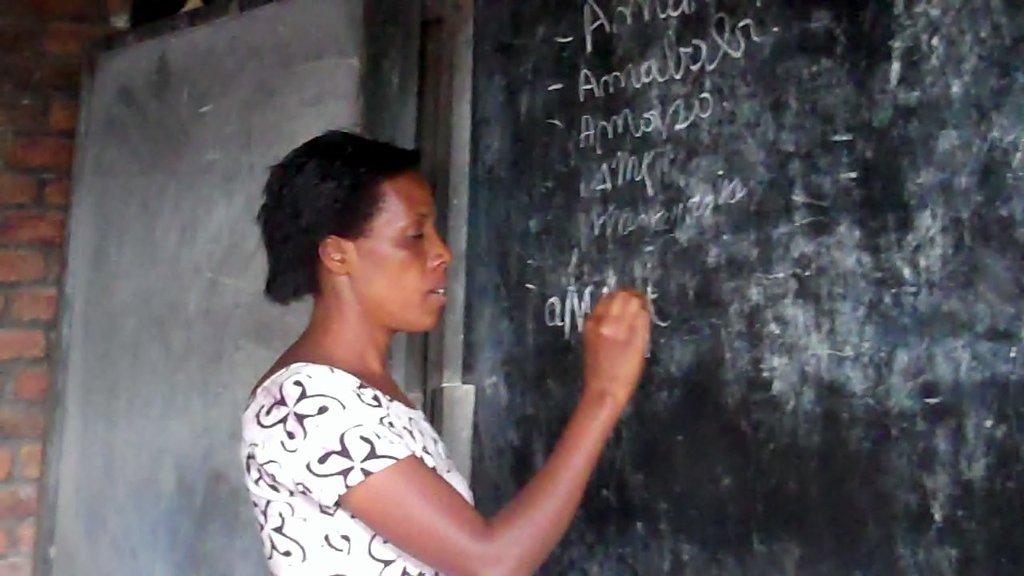 Nyiramaso Rose a student