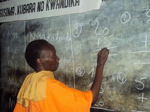 Learning math