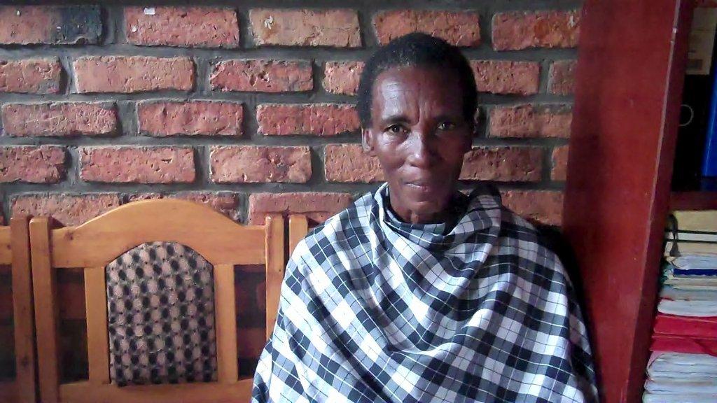 Mukahigiro Mary in interview