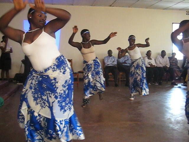 Our dance troop