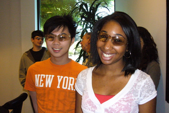 Teens learn about engineering at SSI