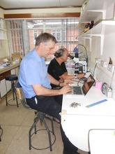 Microscope camera for faster diagnostics