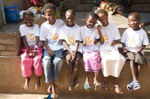 Malawian child cancer patients