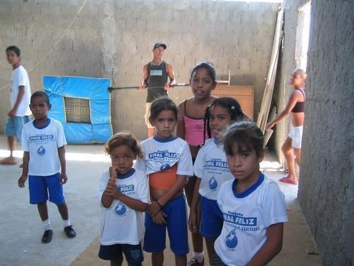 Happy Ending Childrens Project in Rio de Janeiro