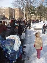 Street Relief, Queens