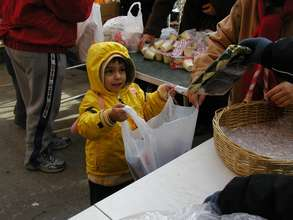 Hunger Hits Kids Hardest