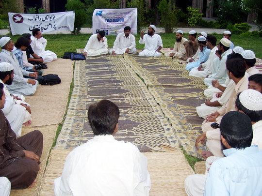 Interfaith Dialogue in a Madarisah