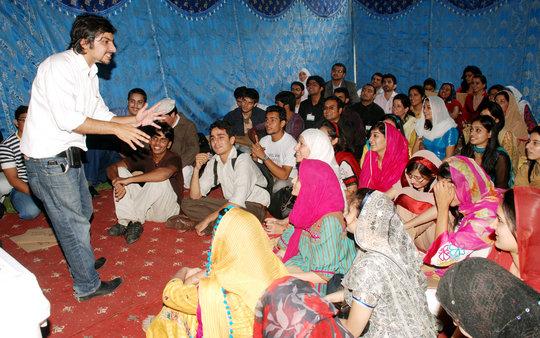 Leadership Skills for Young Peacebuilders