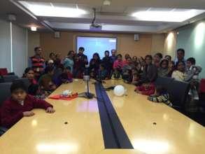 CWT Team with Samadhan