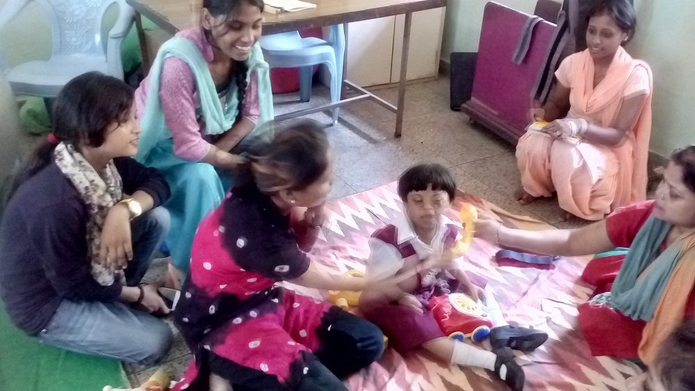 SNEHA (2 YRS) - A GREAT LEARNING EXPERIENCE