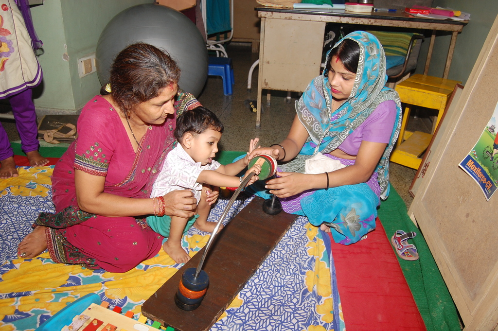 Impact of Therapy - Ranjeet in Early Intervention