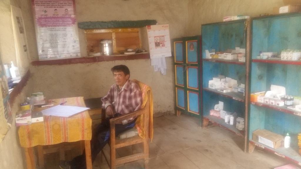 Kermi Health Post