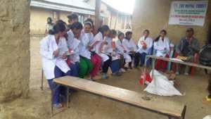 LD class at Balmandir