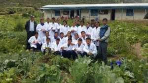 LD class at Mansarowar