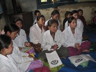 A Little Doctors Class