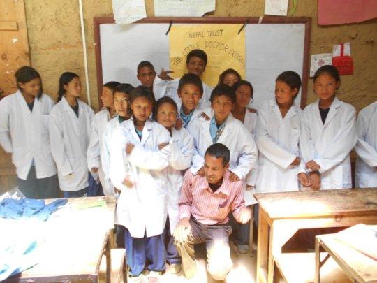 Little Doctors, Simikot 2015