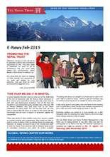 Our latest E-news. (PDF)