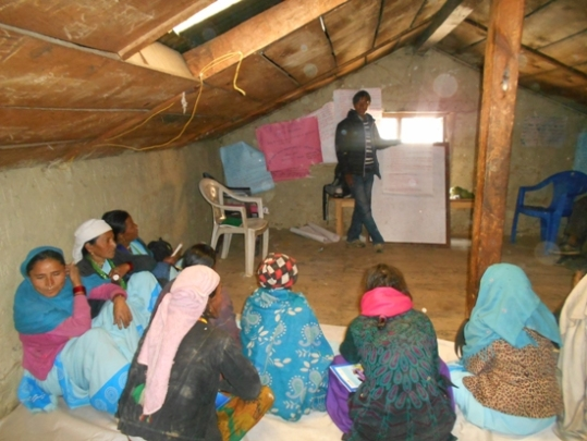 Community Health Awareness Training