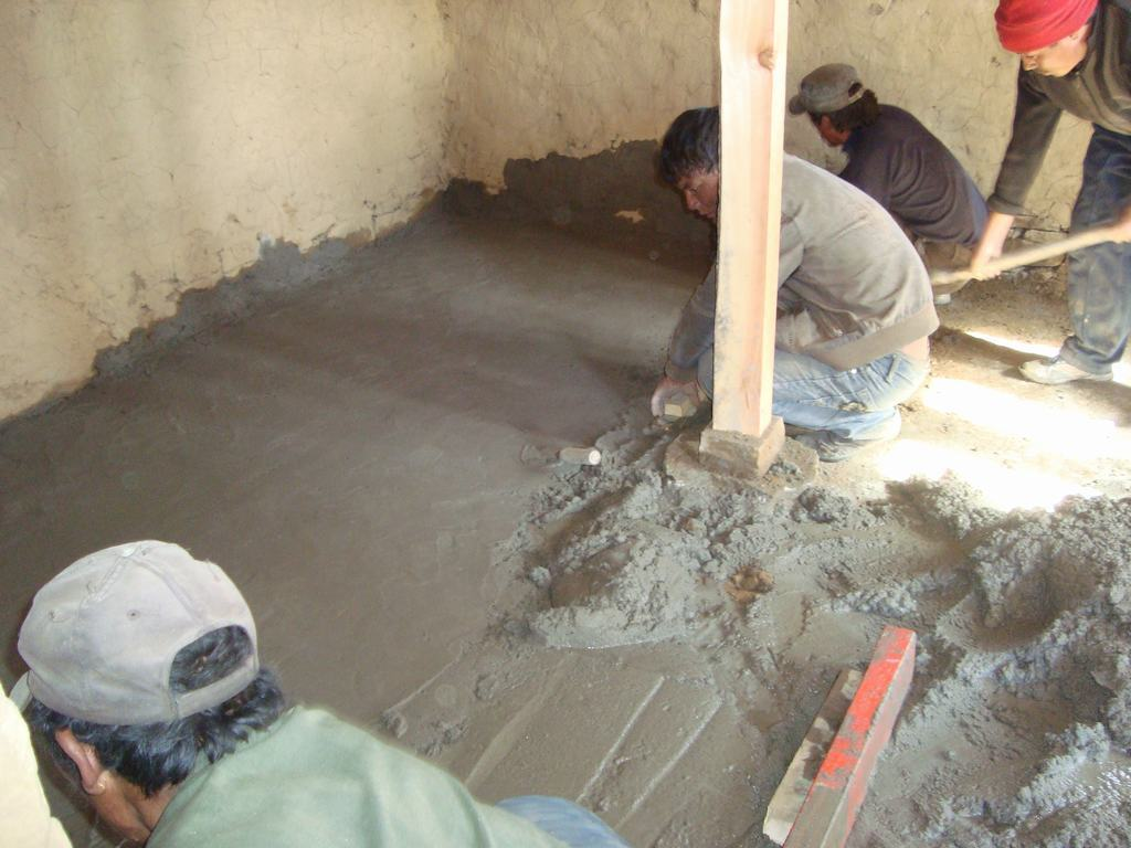 Constructing Torpa clinic