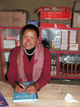 Torpa Health worker