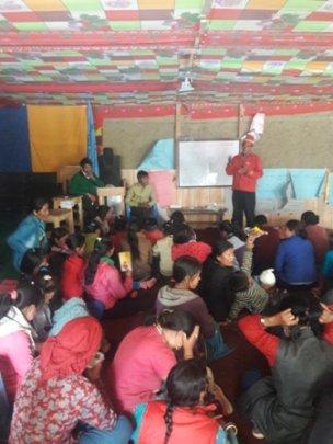 Yari - Maternal Health Training
