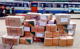 Medicines Ready for Dispatch