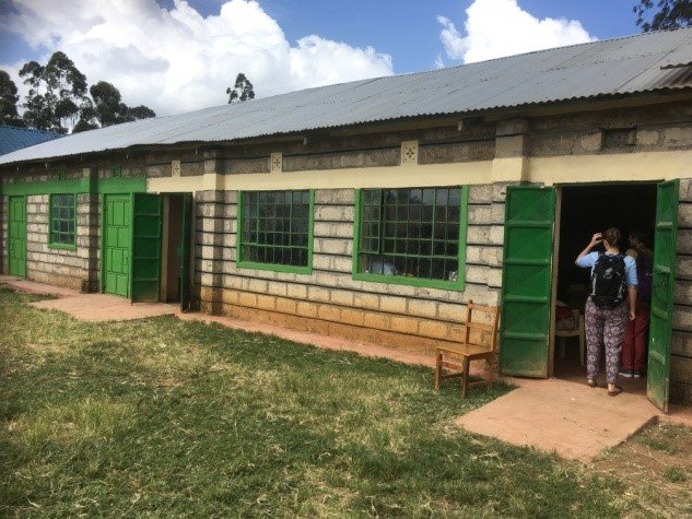 New classrooms at Athi Special School