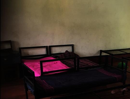 Dormitory at Irindiro Primary School
