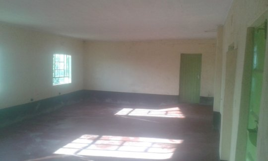 Athi Special School therapy room, just completed