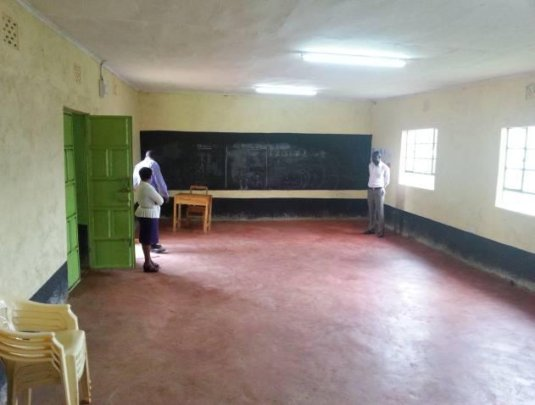 Athi School Therapy Room completed