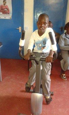 Help Kenyan children with disabilities into school