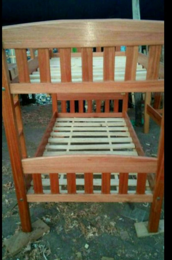 Bunks for Irindiro children