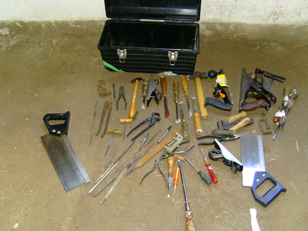 Paluoc Tool Box