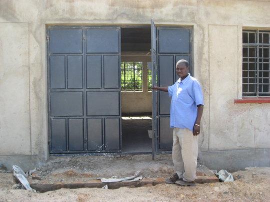Opening the workshop doors