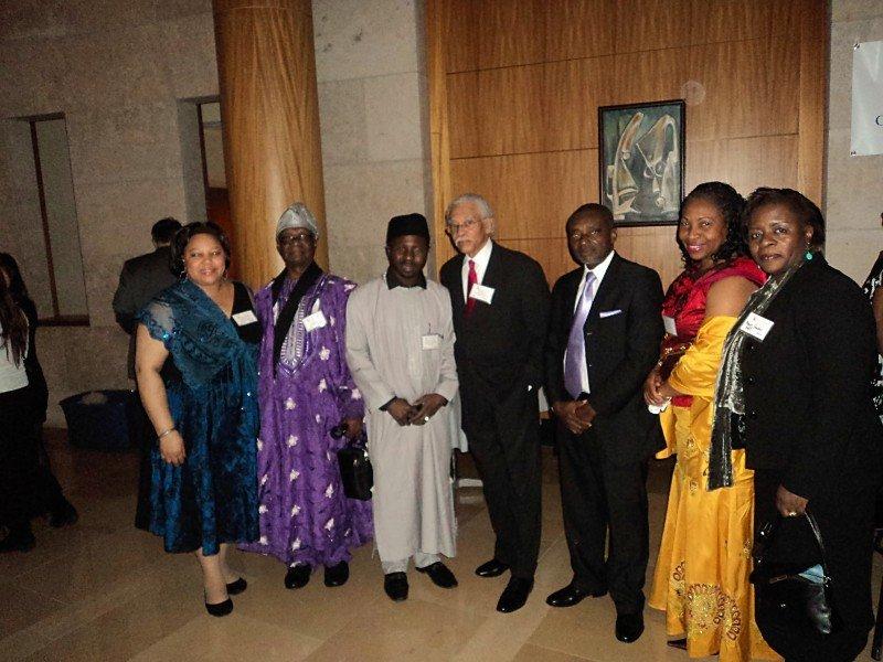 Khalifa & Ambassador Jeter former amb to Nigeria