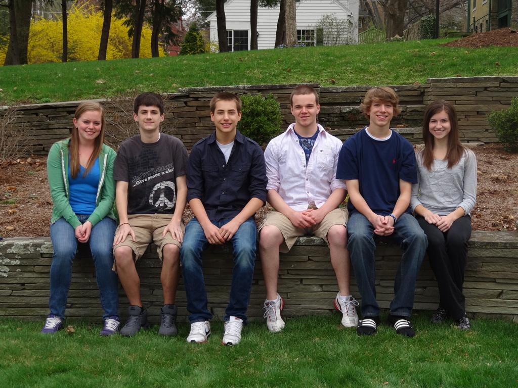Binghamton Business Alliance Program Students