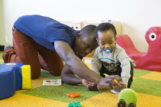 Supplies for Baby Buggy Fatherhood Initiative